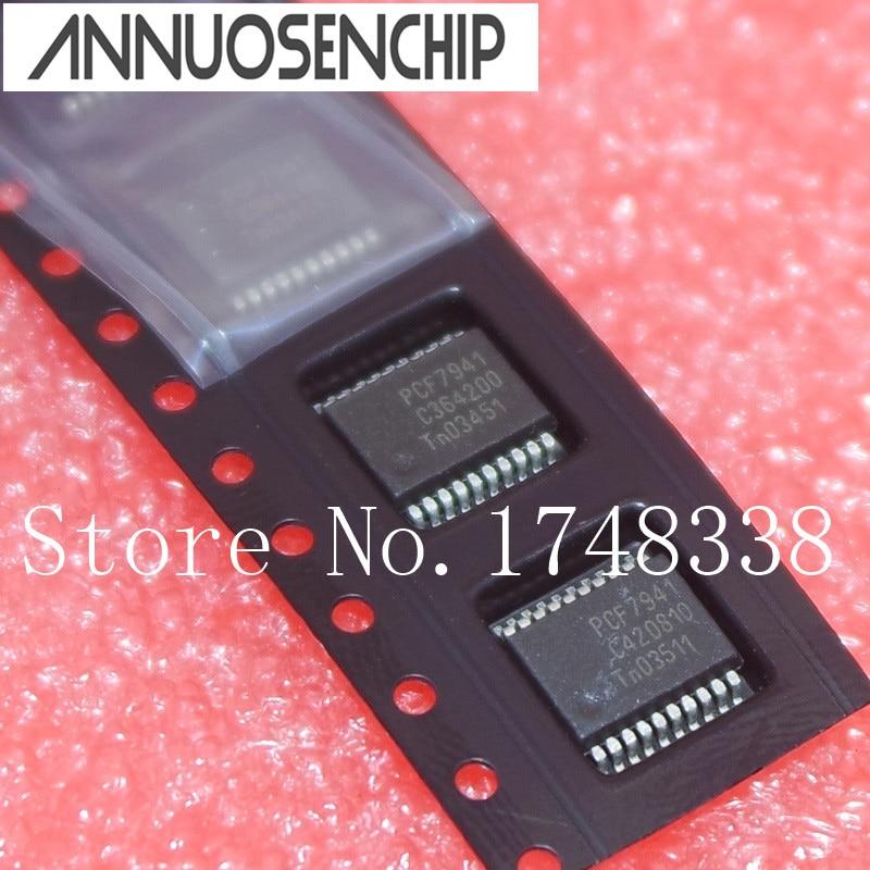 3 шт. PCF7941 PCF7941ATS SSOP-20 новый оригинальный