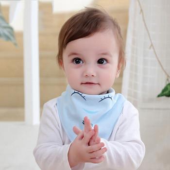 Noworodka śliniaki dla niemowląt miękkie na szelkach śliniaczek dla niemowląt dziewczyny chłopcy na szelkach niemowląt odzież chustka karmienia dla dzieci bluza śliniaki dla niemowląt tanie i dobre opinie Bigsweety Moda Cartoon 784199 Unisex 13-18 M 4-6 M 7-9 M 19-24 M 10-12 M 0-3 M Poliester COTTON