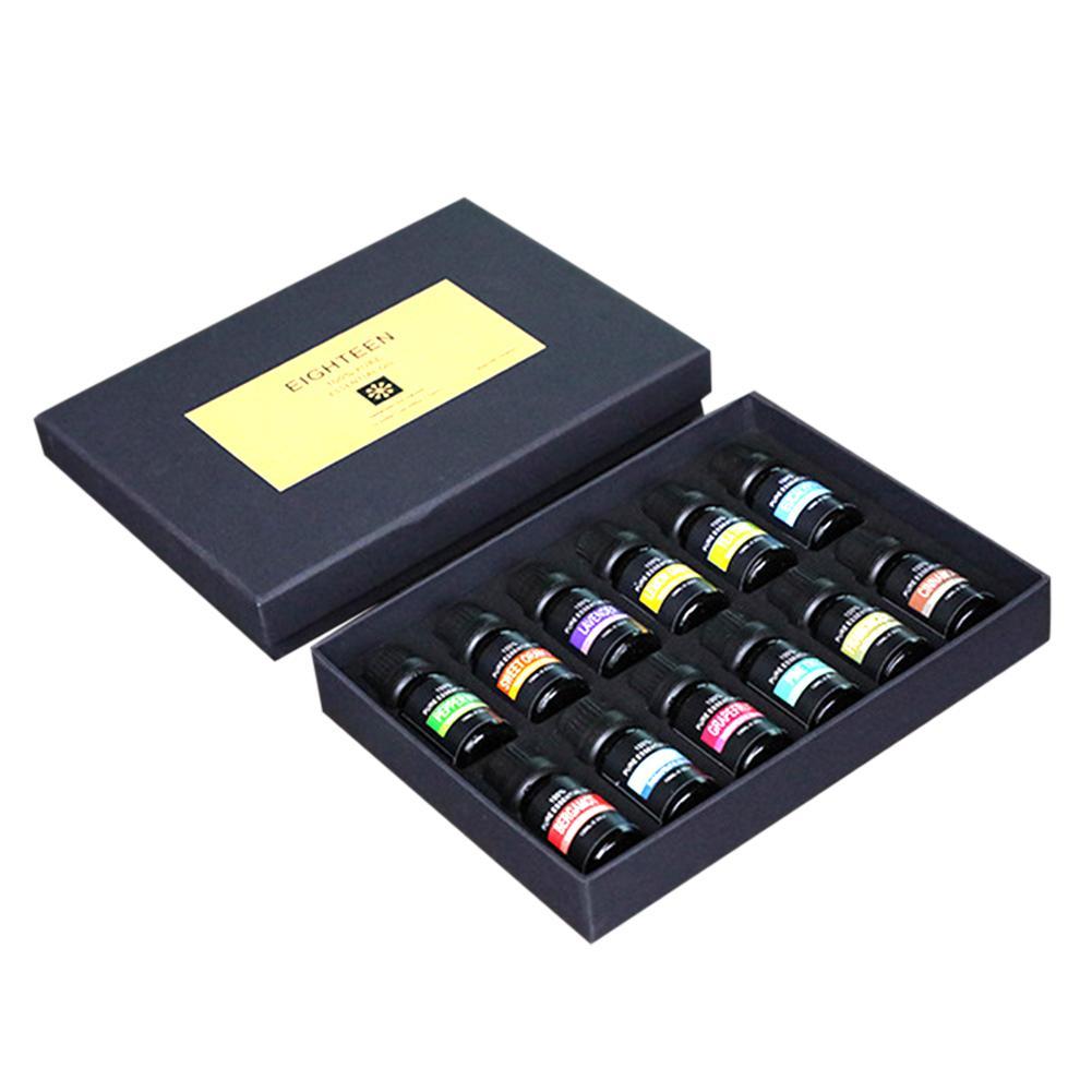 12 sztuk Essential Massage Aroma Mint lawendowe olejki eteryczne aromaterapia dyfuzory olejek do masażu do łagodzenia zmęczenia pielęgnacja skóry 10ml