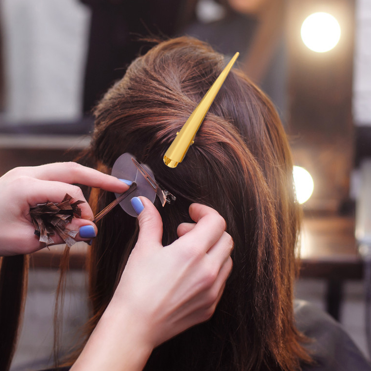 de estilo que seccionam o hairpin à prova de ferrugem