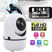 Wifi ip камера ptz инфракрасное ночное видение ir монитор беспроводная