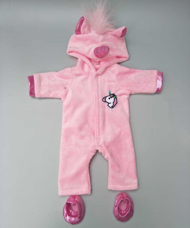 Vestido de cola de sirena de muñeca de 43cm nacido con conjunto de corona para muñeca de 18 pulgadas vestido de muñeca de niñas regalos para niños vestido de muñecas de bebé