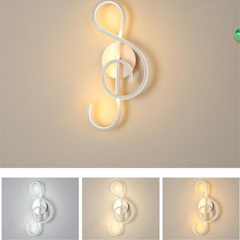 Flower Leaf Shape Wall Lamp 18W 36 LED Wall Lights Rail project Square LED Bedroom Wall Lamps Home Decor Night Light