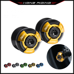 For Honda CBR900RR Fire Blade 1998-2003 Motorcycle Accessories Spools Slider Stand Screws