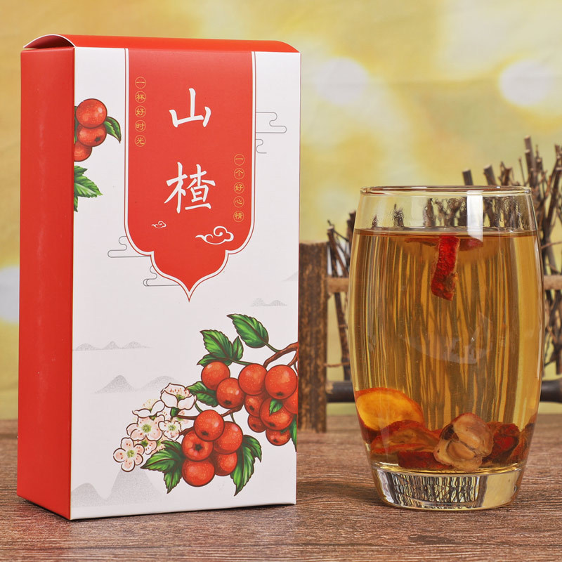 125g New Goods with Seeds Hawthorn Flake Flower Fruit Tea Hawthorn Drying Hawthorn Flake Hawthorn Dry Soaking Water 5