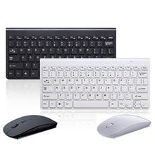 2.4GHz Wireless Keyboard+ Wireless Mouse Combo Set For Laptop PC Desktop GV99