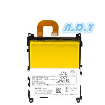 New 3000mAh LIS1525ERPC Replacement Battery For SONY Xperia Z1 L39H C6903 L39T L39U C6902 Batteries