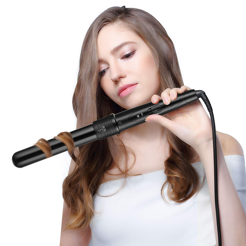 cabelo 9-32mm cerâmica modelador de cabelo elétrico