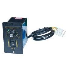 цена на AC Electric Motor Speed Controller AC 220V Controller for AC Gear Motor Motor Speed Regulator AC Motor Controller