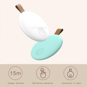 Image 2 - Youpin Ranres Smart Intelligente Mini Anti verloren Gerät Zwei weg gegenseitigen suche 15M lange abstand Arbeit mit mi hause app Anti verloren