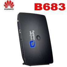 Дешевые huawei b683 3g sim беспроводной терминал/3g маршрутизатор