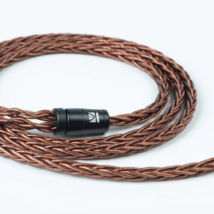 Image 4 - KBEAR 8 Core Oxygen Free Balanced Cable 2.5/3.5/4.4MM 3.5MM  MMCX 2.5MM /2PIN/QDC/TFZ For BLON BL 05 BL03 ZSX ZS10  V90 PRO