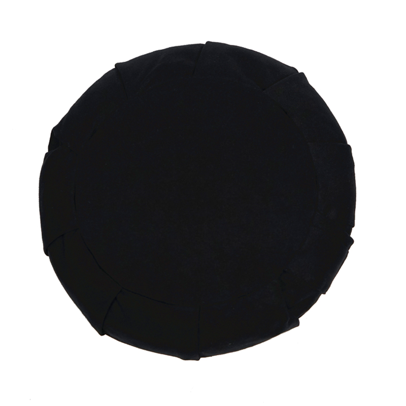 Black with filling