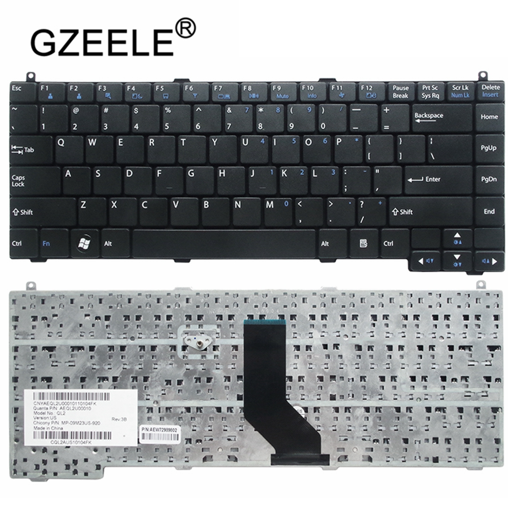 NEW Laptop Keyboard FOR LG R410 P810 R480 R490 R460 RD410 Series US Version NOTEBOOK Replace Keyboard BLACK English