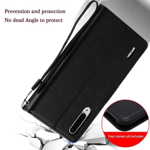 For Samsung A52 A72 A71 A02S A11 A12 A21S A31 A32 A41 A42 A51 A71Flip Leather Wallet Case For Galaxy A52017 A6 A7 A8 2018 Case 4