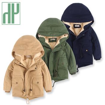 HH kurtka dla chłopców 2020 jesień zima dzieci kurtki dla chłopców futro ciepłe kurtki płaszcz dla chłopców Denim ubrania dla dzieci 3-8 lat tanie i dobre opinie Na co dzień COTTON CN (pochodzenie) Stałe REGULAR Z kapturem Kurtki płaszcze Pełna Pasuje prawda na wymiar weź swój normalny rozmiar