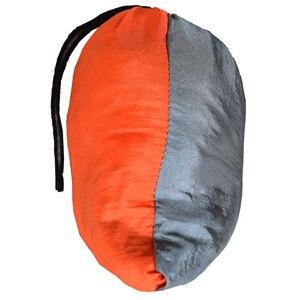 Image 4 - Hamac Parachute en tissu, facile à transporter, une place, facile à transporter, pour Camping intérieur et extérieur, nouvelle tendance