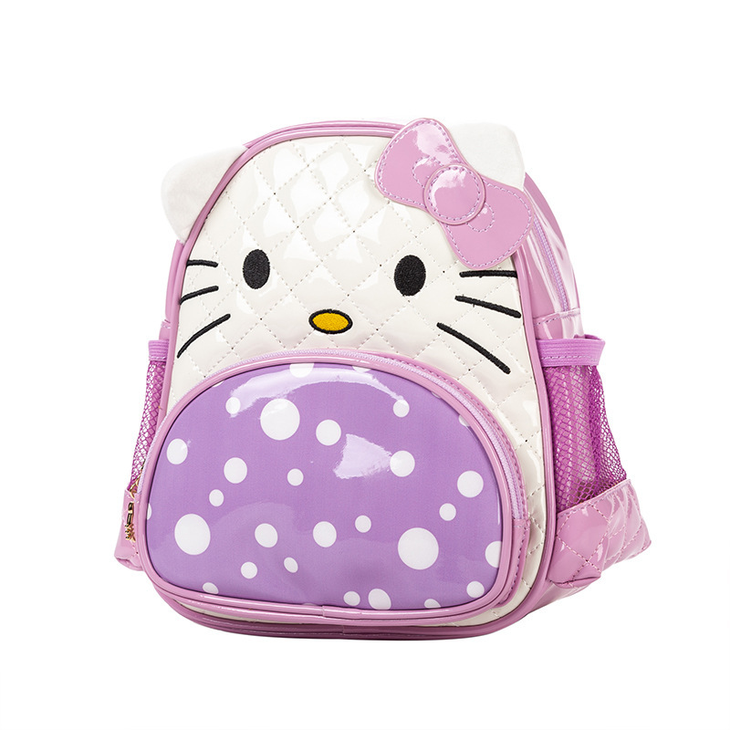 Children Cartoon Bag CHILDREN'S Park Cute CHILDREN'S Backpack School Bag2019