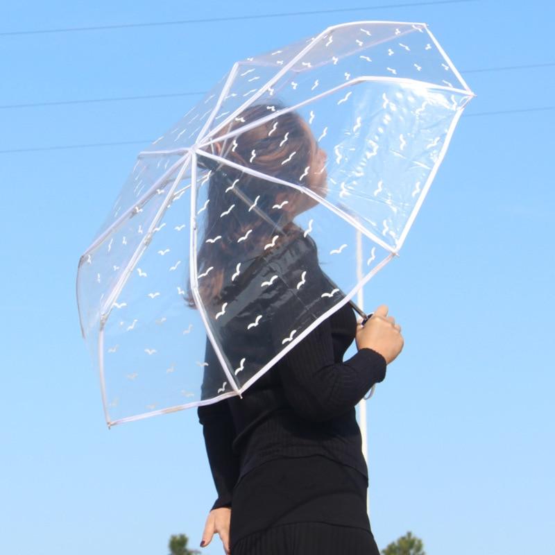 Tropical Palm Pineapple11 fashion print cute Windproof automatic tri-fold umbrella sun UV protection Sun umbrella