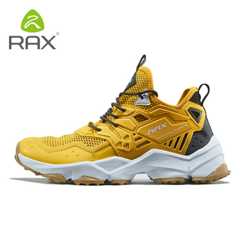 Rax Men's 2018 Winter Latest Running Shoes Breathable Outdoor Sneakers for Men Lightweight Gym Running Shoes Tourism Jogging 423 фото