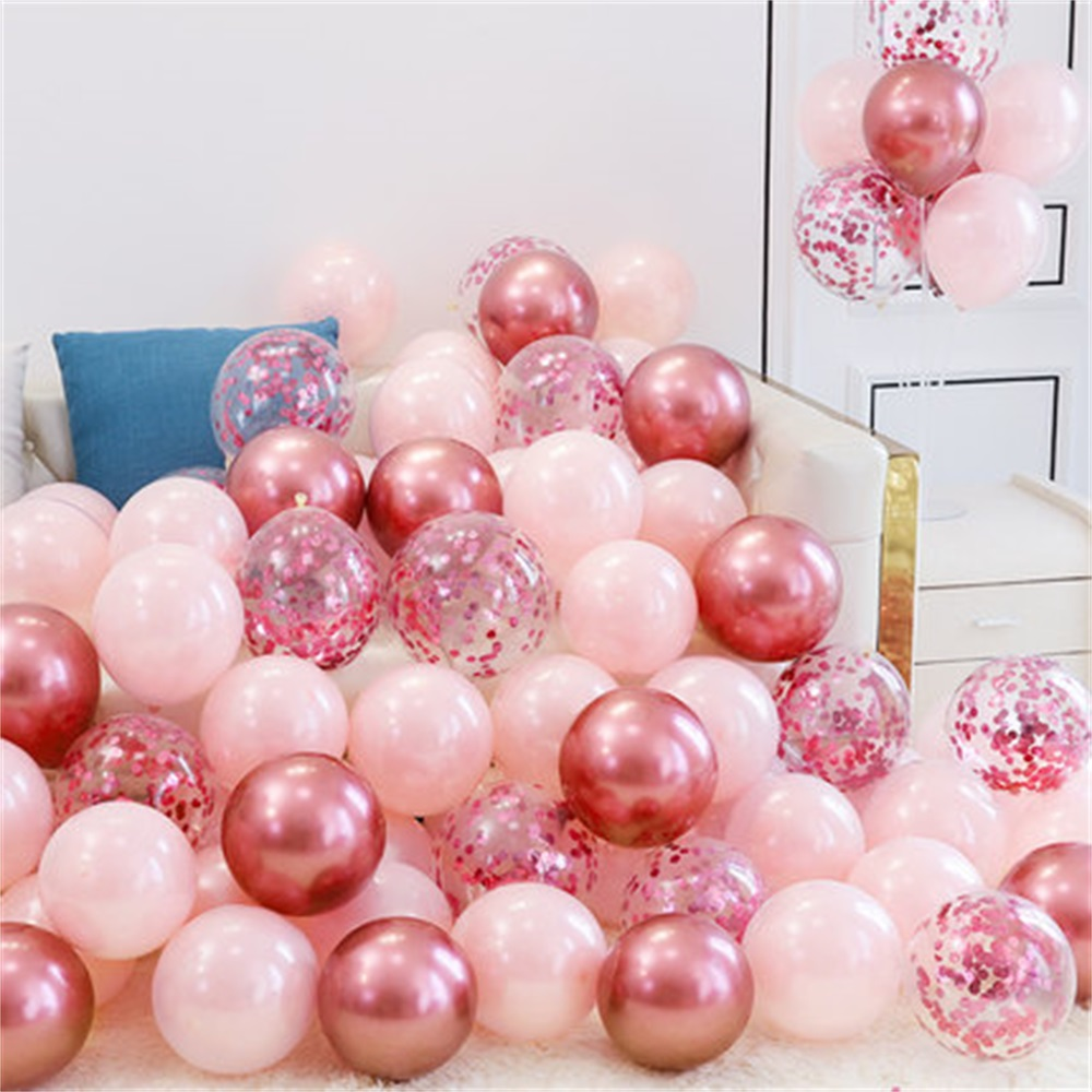 18pcs 10inch Multicolor Latex Balloons Matte Helium Globos For Wedding Decoration 15