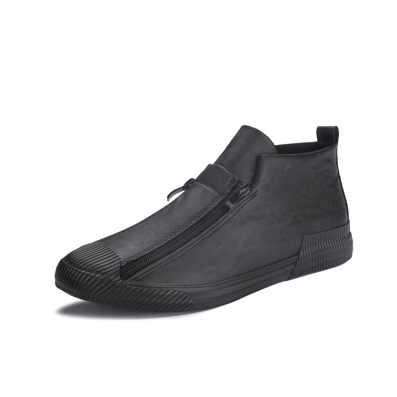 High Quality Sneakers Men All Black