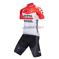 2019 Lotto mens Cycling Skinsuit short sleeve / triathlon Speedsuit /Cycling Clothing/Ciclismo Jumpsuit