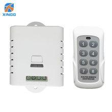 RF 433.92 MHZ Wireless Electricl codice di apprendimento telecomando trasmettitore potenza con 10A 250V cavo di collegamento cavo interruttore domestico fai da te