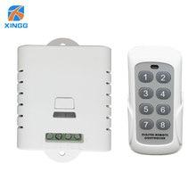 Rf 433.92 mhzワイヤレスelectricl学習コードリモコン送信機電源10A 250接続コードケーブルホームスイッチdiy