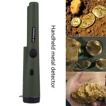 Underground Gold Detector Pinpointers GP360 Detector De Metais Detecteur De Metaux Pointers Pinpointing Circuit Metales Detector