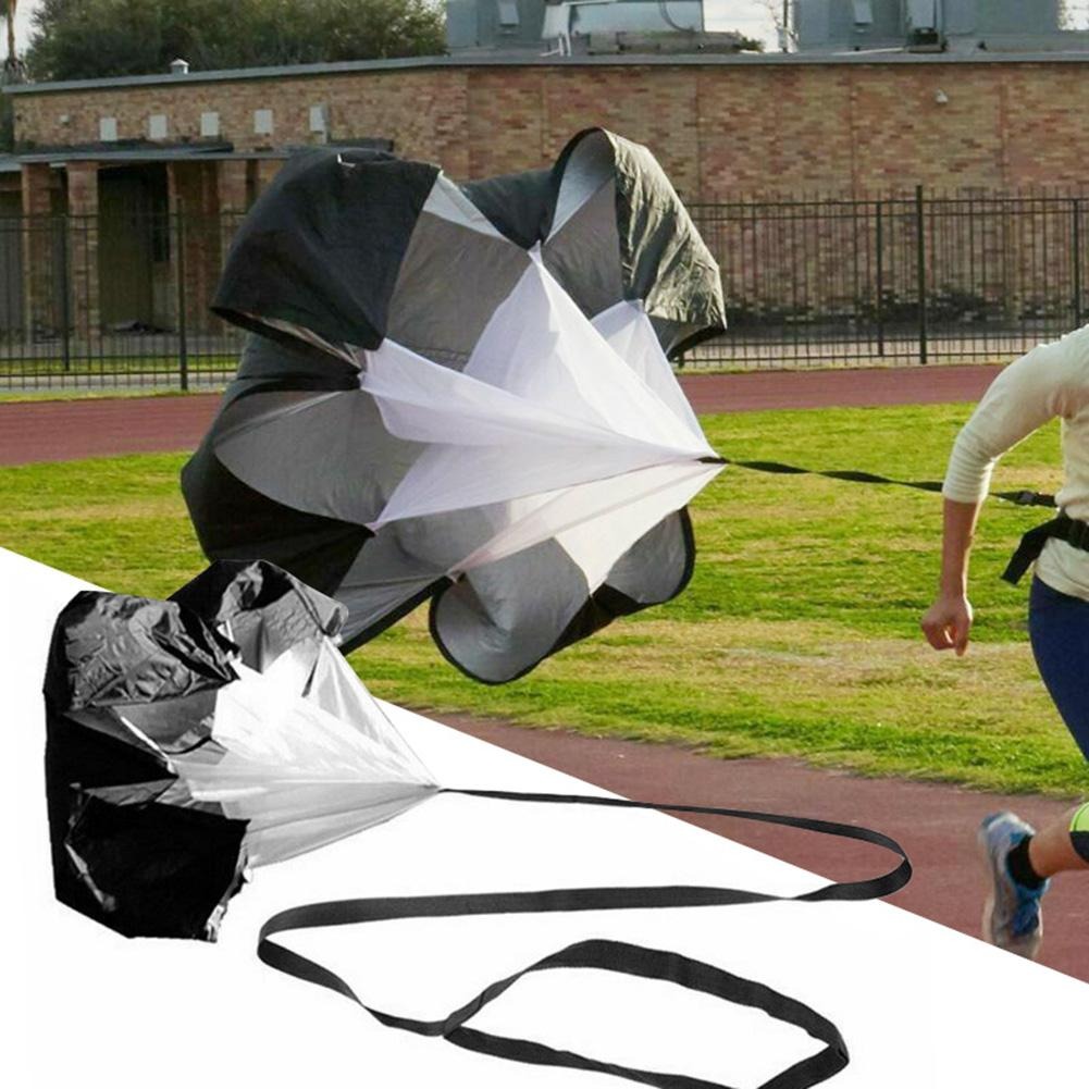 Running Sprint Sport Fitness Power Speed Training Exerciser Resistance Chute New Chic