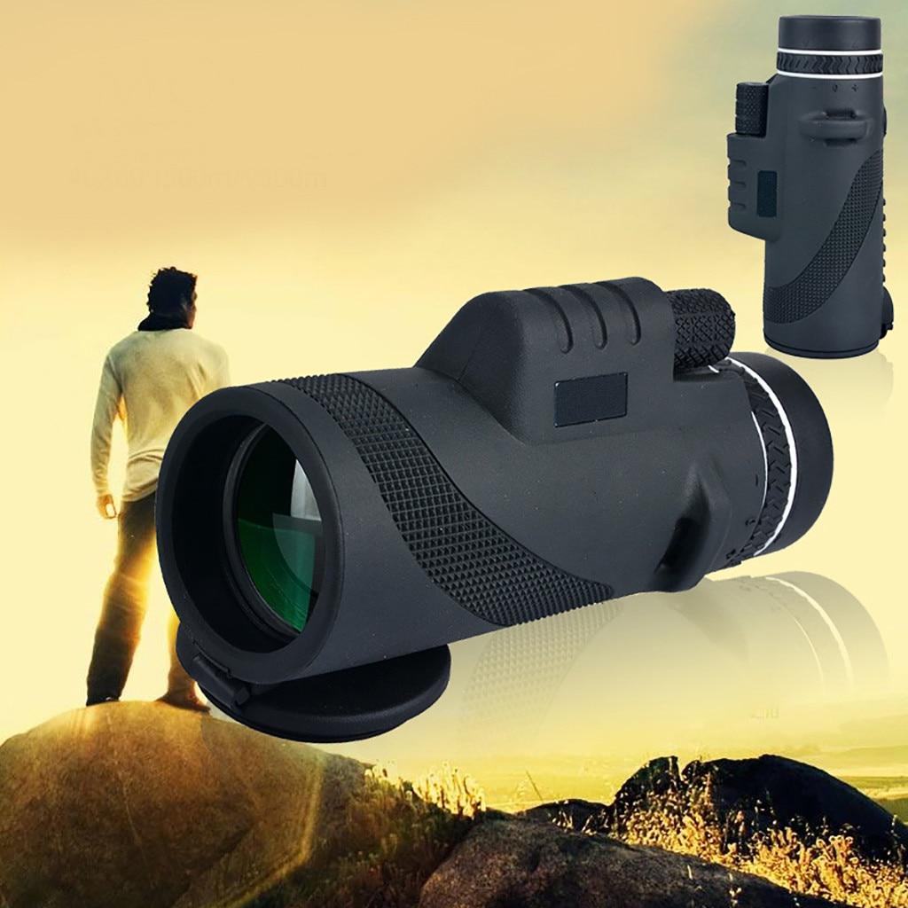 High Power 40X60 HD Monocular Teleskop Schimmer lll Nachtsicht Im Freien Wandern Professionelle Teleskop Zoom Hohe Qualität