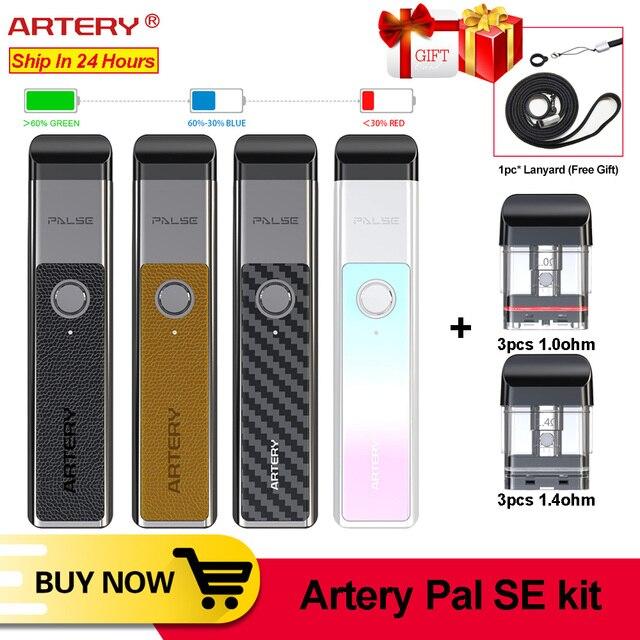הטוב ביותר Vape עט עורק Pal SE Pod מערכת ערכת 700mAh 2ml Pod vape סיגריה אלקטרונית ערכת vs Ovns w01 minifit pasito pod vape ערכת