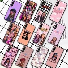 Fashion Brand Doll Bratsy Phone Case For XIAOMI Redmi 8 9 9C Note 6 7 8 9 9S K20 K30 K40 Pro Plus black Hoesjes Pretty Shell 3D