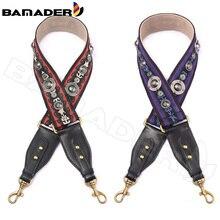 BAMADER tracolla in tela tracolla larga tela 96 100CM tracolla in Nylon borsa a tracolla accessori comodo cappello cinturino per unghie
