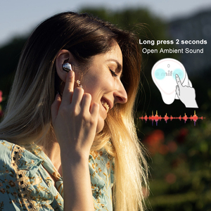 Image 5 - Mifo O5บลูทูธ5.0หูฟังไร้สายTrue Balancedหูฟังบลูทูธหูฟังสเตอริโอหูฟังกล่อง2020อัพเกรด