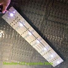Nouveau 40 PCS/lot 7LED(3V) 618mm * 18mm LED rétro éclairage TV Barre de bande GJ 2K15 D2P5 315 D307 V1 pour TÉLÉVISEUR 32 Pouces 32HHA5857 LM315WF1