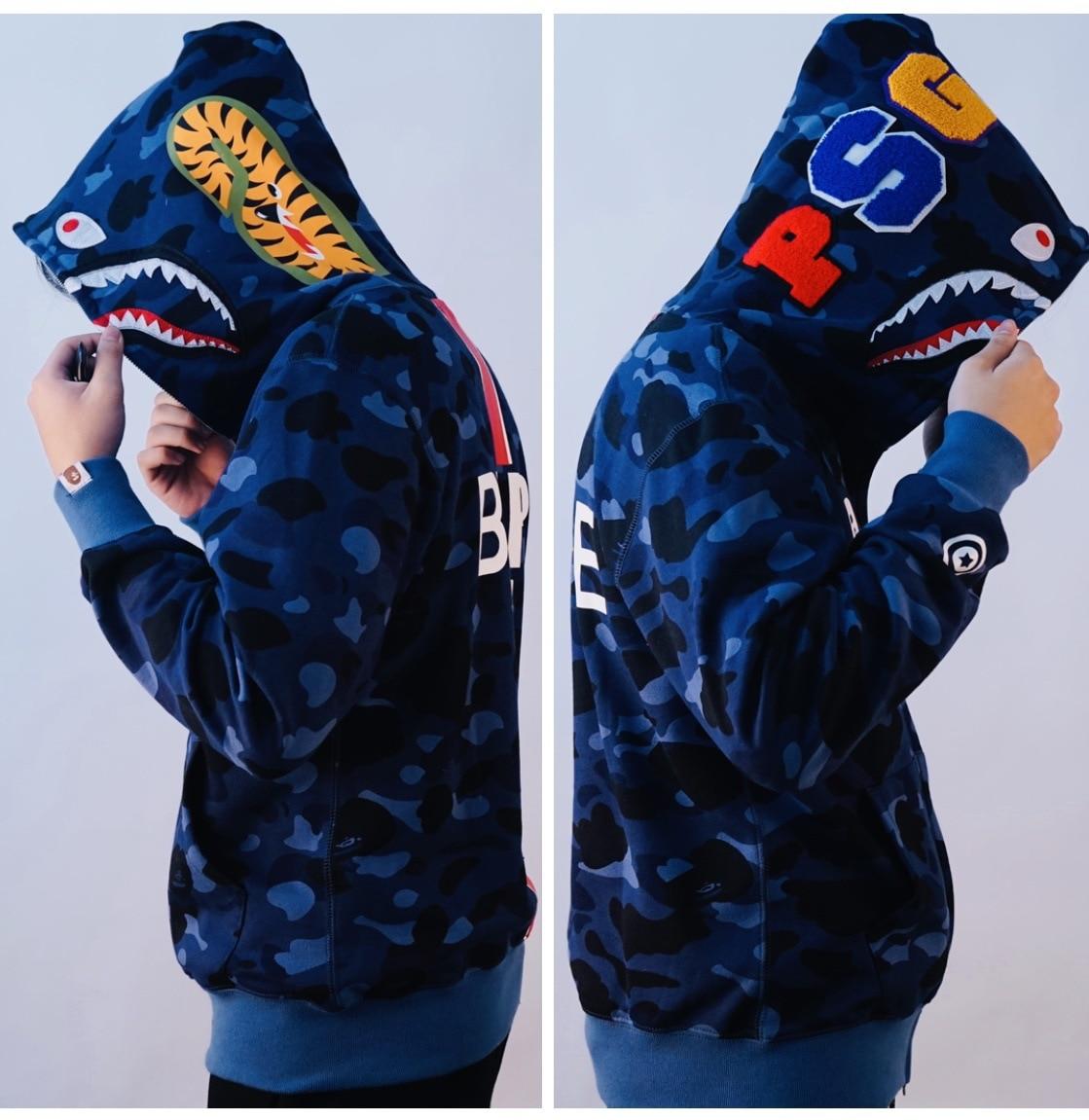 Japanese-style Popular Brand Teenager Students Hot Selling Physical Store Hoodie Men's Sweatshirts & Hoodies
