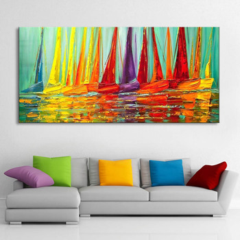 handmade oil painting on canvas modern 100%  Best Art Abstract oil painting original  directly from artist XD1-313