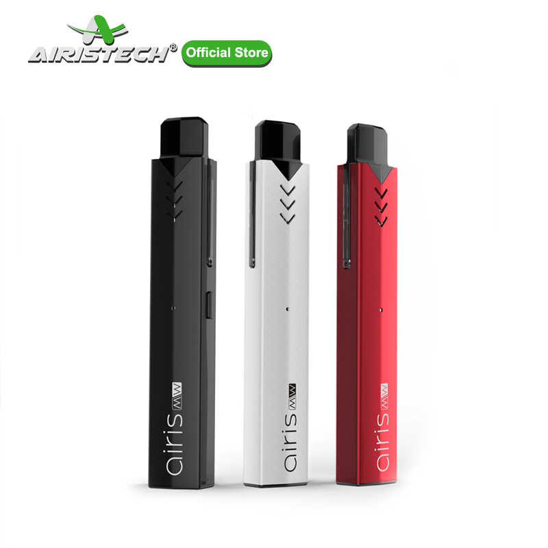 AIRISTECH Airis MW 2-in-1 Vape Pen Kit Wax/CBD Oil Vaporizer Vape Pod Included Electronic Cigarette