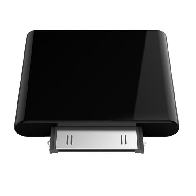 جهاز إرسال بلوتوث محول لأجهزة أي بود الكلاسيكية اللمس 30Pin Hifi الصوت دونغل بطاقة لاسلكية Aux استقبال محول لسماعة