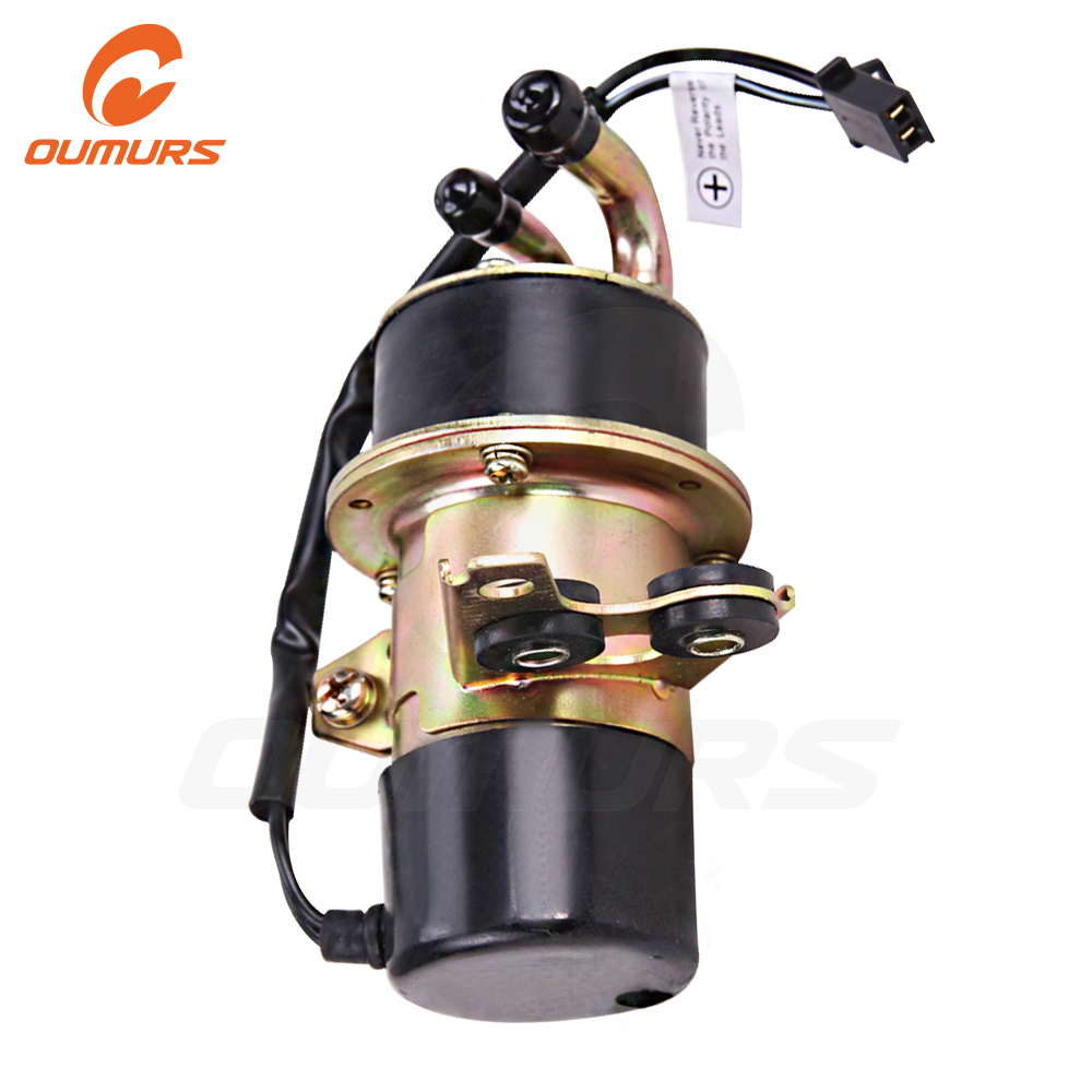 OUMURS Motorcycle Fuel Pump For Yamaha YZF R1 1998-2001 YZF R6 1999-2002 YZF1000 1000R 1997 FZ1 1997-05 Replace 4SV-13907-00-00