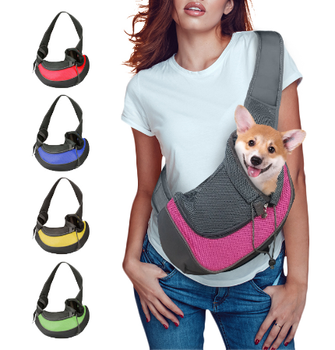 Sling Dog Carrier 1