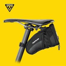 TOPEAK велосипедная Хвостовая упаковка, подушка для седла, Сумка с быстрой пряжкой, дизайн, горный велосипед, шоссейный велосипед, хвостовая уп...