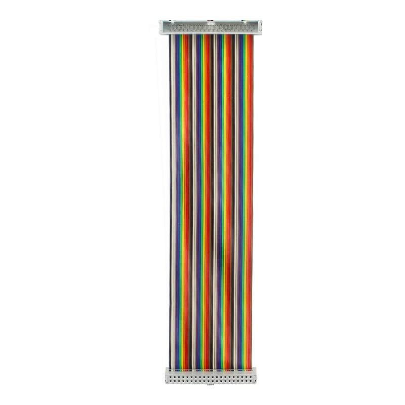 Raspberry Pi 40 Pin GPIO Cable Male To Female GPIO Line Extension Wire For Raspberry Pi 4B/3B GPIO Board For Jetson Nano