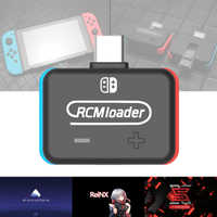 Upgrade Bluetooth Payloads Injector Transmitter Support for Nintend o Switch for PC Host Use, RCM Loader ONE Injector