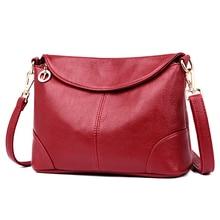 حقائب جلدية فاخرة للنساء مصمم حقيبة ساعي السيدات الصغيرة حقائب الكتف اليد Crossbody للنساء 2020 bolsas de mujer