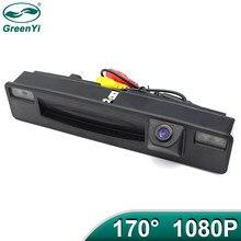 Greenyi 170 graus ahd 1920x1080p veículo especial câmera de visão traseira para ford focus 2015 2016 2017 2018 2019 carro
