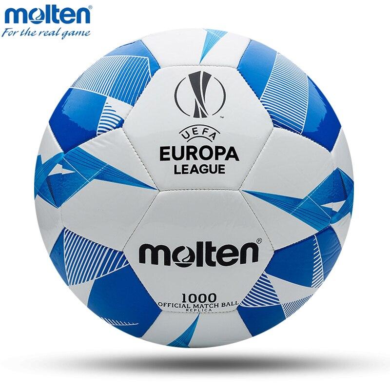 2019 Molten Soccer Ball Official Series 1000 Size 4 Size 5 Football Ball Professional Match Sports Training League Balls Futbol