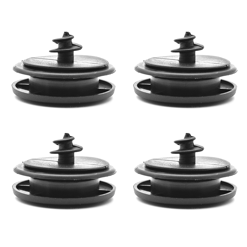 Image 3 - 4 Sets of Car Fastener Universal Floor Mat Clips Carpet Fixing Clamps Buckles For VW Nissan Peugeot Subaru Toyota Honda Mazda-in Auto Fastener & Clip from Automobiles & Motorcycles